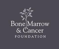 Bone Marrow and Cancer Foundation Logo